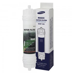Filtre frigo d origine samsung wsf-100 magic water filter